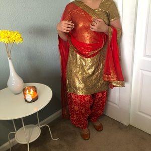 Indian/ Punjabi salwar suit
